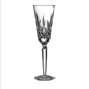 Waterford Crystal Champagne Flute Glasses